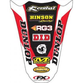 Factory Effex Rear Fender Graphic