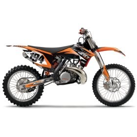 KTM EXC 03-12 EVO 9 Graphics