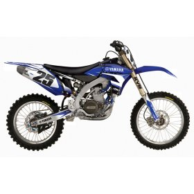 YZF 250 450 98 - 10 EVO 9 Graphics