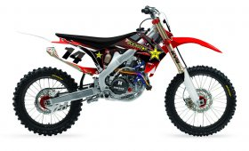 CR 125/250 Rockstar Energy Graphics Kit