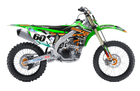 KXF 250/450 04-14 2013 LPE Maxxis Team Graphics