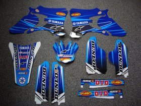 Yamaha FMF Graphics Kit