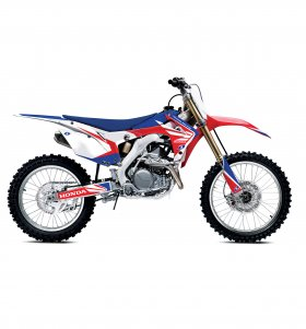 CRF 250 450 06-19 Wing Graphics