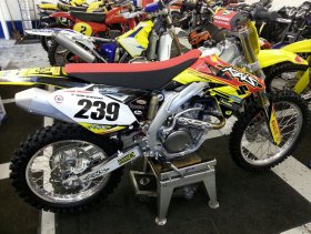 RM 125/250 KAIS Team Graphics