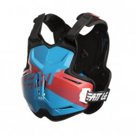 CHEST PROTECTOR 2.5 ADULT ROX BLUE/RED