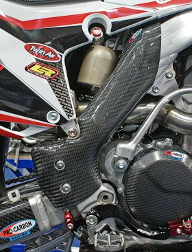 CRF 250 2014 Tall Frame Protection