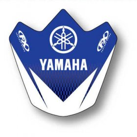 Factory Effex Yamaha YZ Front Fender
