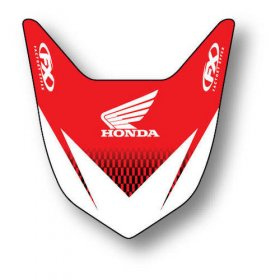 Factory Effex Honda CR Front Fender Graphic
