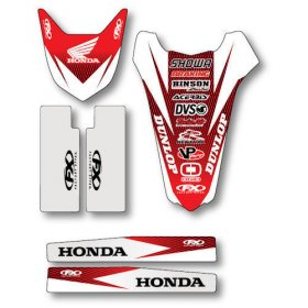 Factory Effex Honda CRF Trim Kit