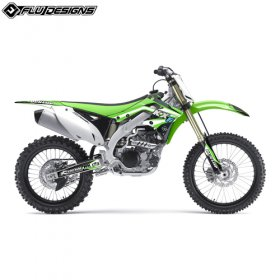 KXF 250/450 06-2013 PTS Graphics