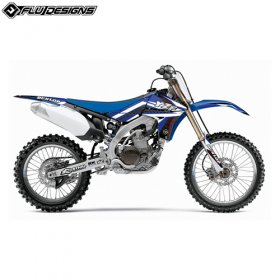 YZF 250 450 98 /09 PTS Graphics