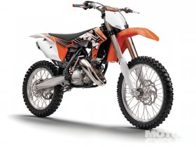 Polisport KTM SX 125 UP 2012