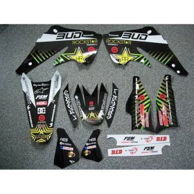KXF 250/450 04-14 Bud Racing Graphics