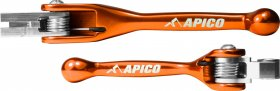FLEXI LEVER (PAIR) KTM SX65 12-13 ORANGE