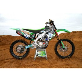 KXF 250/450 04-14 2011 LPE Team Graphics