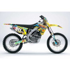 RM 85 01/11 Maxxis Team Graphics