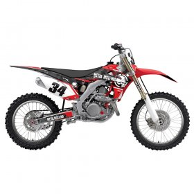 Honda Metal Mulisha Trim Kit