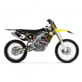 RMZ 250/450 07/13 Factory Effex Metal Mulisha