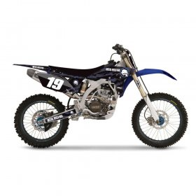 YZF 250 450 03/13 Factory Effex Metal Mulisha