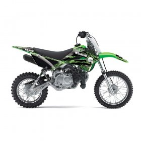 KX 65 02/13 Factory Effex Metal Mulisha