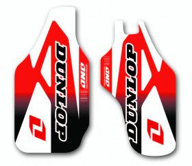 Honda CRF one Lower Fork Decal