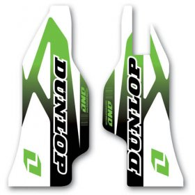 One Industries Kawasaki Kx Lower Fork Decals