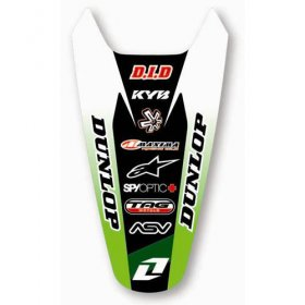 One Industries Kawasaki Kx Rear Fender Decal