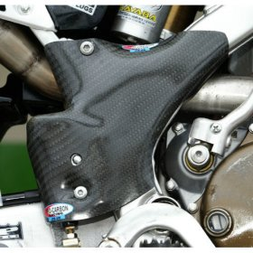 YZ 125/250 Frame Protection