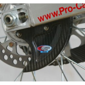 CRF Rear Disc Guard