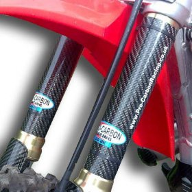 YZ 125/250 Upper Fork Cover