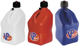 VP Racing Fuel Jug (RED SQUARE)