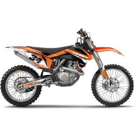 KTM EXC 11-13 EVO 10 Graphics