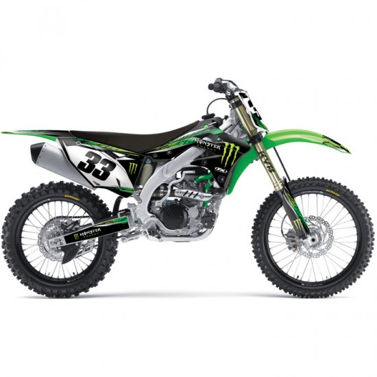 KXF 250/450 09-13 Factory Effex Monster