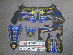 YZ Rockstar Graphics