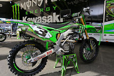 KXF 450 16 - 17 New Eli tomac replica Graphics Kit