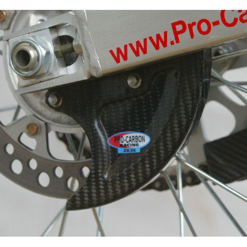 KXF rear disc guard